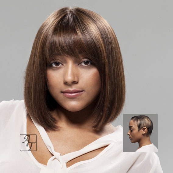 Richmond women's hair replacement systems Virginia